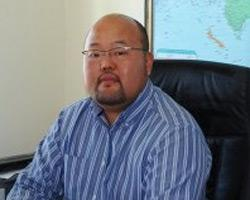 Otgonbayar Togtuun - Country Director for Mongolia