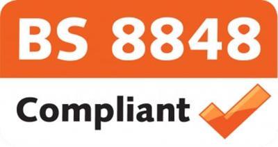 BS8848 logo