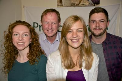 Our Group Trips team in the UK office is made up of Helen Penn, Ian Birbeck, Bessie Richards and Dom Duff