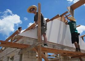 Volunteer Building and Community