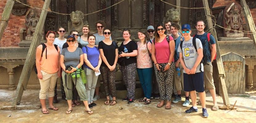 Introductory tour of Kathmandu