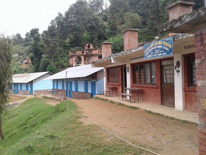 Smith corp Nepal school