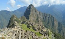 Visiting Machu Picchu over the weekend