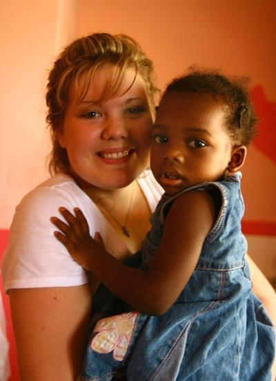 Gap Year work with Children in Jamaica
