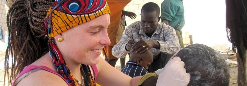 Gap Year work with Children in Senegal