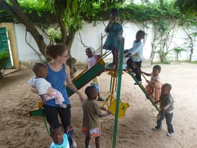 Gap Year work with Children in Togo