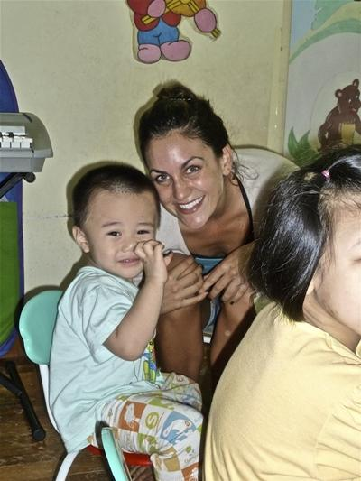 Volunteer on Care projects overseas in Vietnam