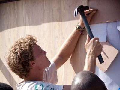 Volunteer building projects in South Africa