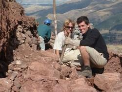 Volunteer Peru Inca