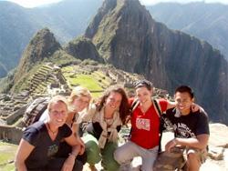 Volunteer Spanish & Inca Project