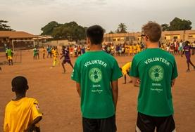 Volunteer Football and Community