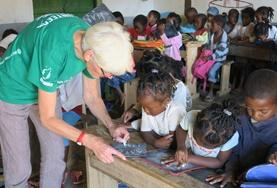 Volunteer Teaching and Community