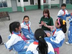 Volunteer China
