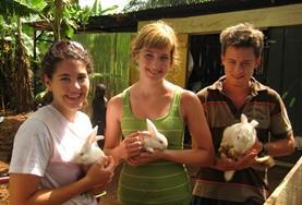 Volunteer Agriculture & Community