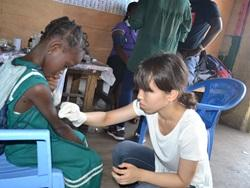 Volunteer Medicine and Healthcare