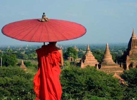 Burma Scenery